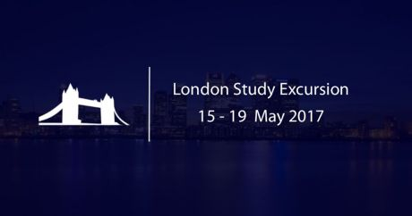 London Study Excursion 2017 - logo